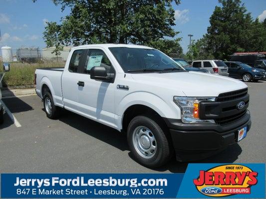 2020 Ford F 150 Xl 101a Leesburg Va Ashburn Sterling Chantilly Virginia 1ftex1cbxlfc18727