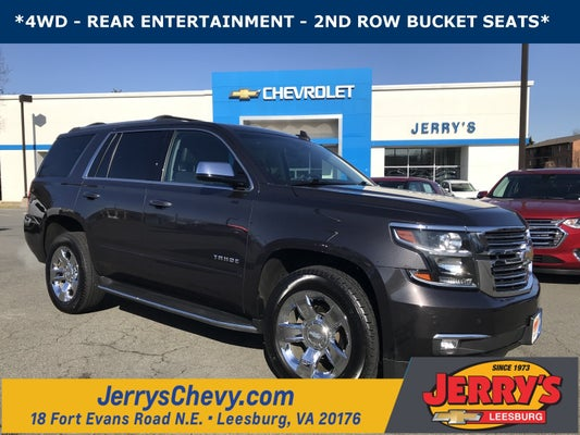 2017 Chevrolet Tahoe Premier Leesburg Va Ashburn Sterling Chantilly Virginia 1gnskckc8hr391344